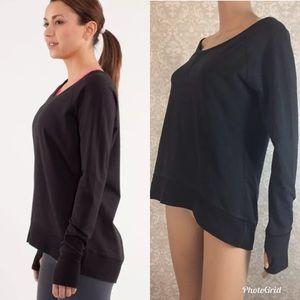 Lululemon Meditate pullover sweatshirt